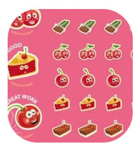 Scensations Merit Stickers