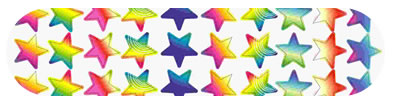 Laser Stars Dynamic Dots for Teachers to Record Progress